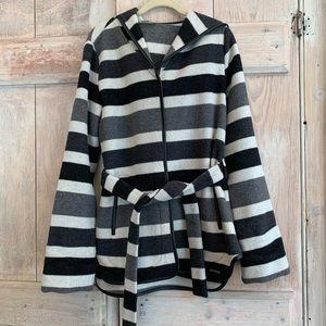 Smartwool Nokoni Striped Sweater Jacket